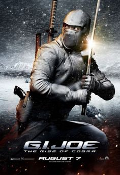 Storm Shadow appeared in the first live-action G.I. Joe film, G.I. Joe: The Rise of Cobra, as an enemy force to be reckoned with. He primarily feuded with ...