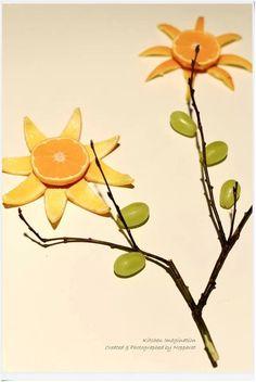 Mandarin flowers