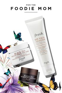 Mother's Day Gift Inspiration: Fresh Black Tea Age-Delay Set #Sephora #mothersday #giftideas #gifts
