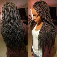 Pretty Twists - http://community.blackhairinformation.com/hairstyle-gallery/braids-twists/pretty-twists-5/ #braidsandtwists