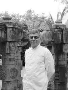Over tea in the #kitchens of #TheLeelaGoa, #Chef Kayomarz Bharucha talks about his love for #Mozart. We loved tasting the lovely food that he has brought from all over the world especially the Fried Fresh #Bombay Ducks and and Grilled fresh #Snapper with #herbs.     We love such dreamy getaways to #Goa!