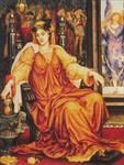 The Hour Glass by Evelyn Pickering De Morgan