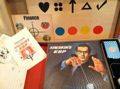 Vintage Kreskins ESP Game by LakeErieHarmony on Etsy, $13.00