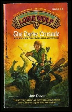 Book #15 The Darke Crusade (Lone Wolf No 15: A Role Playing Adventure): Joe Dever, Brian Williams: 9780425137987: Amazon.com: Books
