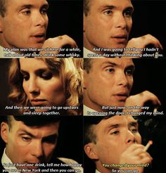 Tommy Shelby, the master of manipulation.