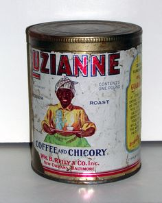 "Luzianne Coffee & Chicory Schmeltzer Deem ""The Ya Ya Sisterhood"" drank good ole Luzianne Chicory! Louisiana History, New Orleans Louisiana, Bayou Country, Lake Pontchartrain, Coffee Tin, Louisiana Recipes, All Things New, Down South, Vintage Tins"