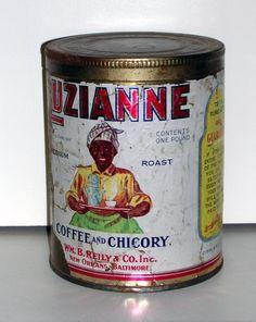 Luzianne Coffee  Chicory  love chicory coffee, love love love