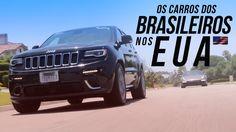 Os carros dos brasileiros nos Estados Unidos #episódio2
