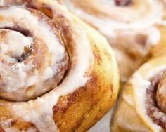 Cinnamon rolls ou pains roulés à la cannelle au Thermomix©
