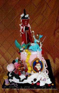"""""""Fashion Cinderella"""", ispirata alla celebre fiaba Disney."""