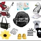 """""""It's Baby Time"""" Giveaway Event » Little Inspiration"""