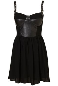 Hot black by #Topshop