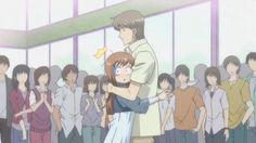Itazura na Kiss (Playful Kiss). Itazura Na Kiss, Chibi, Tales Of Vesperia, Kiss Day, Playful Kiss, Kimi No Na Wa, Sailor Moon Crystal, Cute Anime Couples, Best Couple