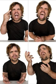 Peter Dinklage. If you don't love him, don't talk to me. <-- I never realized that I loved him until just now :)