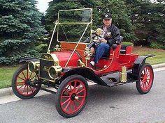 1909 Roadster Model T Ford