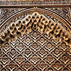 En Marrakesh..    Hay arte en cada cm de éste lugar de ensueños..