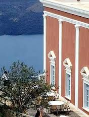 Neoclassical houses in Santorini island, Greece. - Selected by www.oiamansion.com