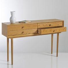 Console vintage,  4 tiroirs, Quilda La Redoute Interieurs