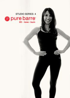 Hot off the presses, our Studio Series 4 DVD is the perfect way to lift your seat, tone your thighs and burn fat in record-breaking time all from the comfort of your own home, hotel room, or wherever your travels may take you!   During this 45 minute total body workout, PB founder Carrie Dorr will lead you through a series of exercises targeted at the parts of the body where you need it most: seat, hips, thighs, abs, and arms.  Each strength section of the workout is followed by a stretch…