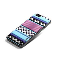 Cushi iPhone 5 Pad Art Deco Blu now featured on Fab.