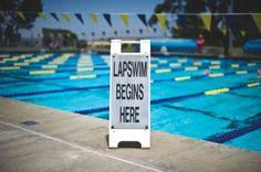 Are your swim splits always the same? Perhaps it's because your swim training is always the same.
