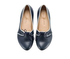Hey, I found this really awesome Etsy listing at https://www.etsy.com/listing/184016400/blue-shoes-alex-navy-handmade-flats
