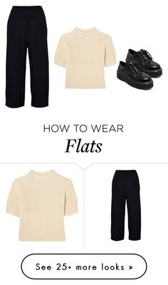 """#673"" by bekahxjayne on Polyvore featuring Totême and WithChic"