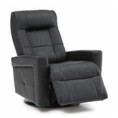 The Banff has a sharp European styling. Its seat hugs you as you sit in it and recline with its power motion. If you love how it reclines, you can pick your choice of fabric, leather, or bonded leather to meet your liking.