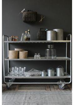 simple + elegant cart
