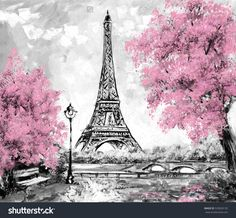 Image result for painting city france