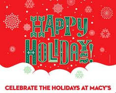 Macy's Lehigh Valley Holiday Event Details #MacysBelieve