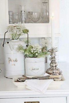 Fascinating solidified french country shabby chic home browse around this web-site Cocina Shabby Chic, Estilo Shabby Chic, Shabby Chic Kitchen, Shabby Chic Cottage, Vintage Shabby Chic, Shabby Chic Homes, Shabby Chic Style, Shabby Chic Decor, Rustic Decor