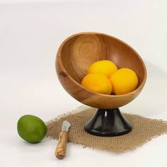 Cherry fruit Bowl Wood Expressions - Google+