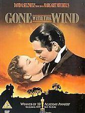Gone With The Wind (DVD) *IN STOCK* Clark Gable, Vivien Leigh, Leslie Howard