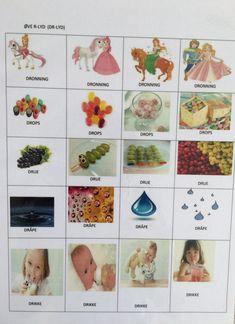 Hva gjør vi når barnet ikke kan si R? | Språkhjerte - Logoped Barnet, Barnet F.c.