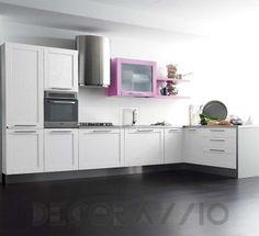 #kitchen #design #interior #furniture #furnishings  комплект в кухню Aran Cucine Licia, ACL03WP