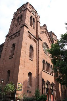 St. George's Church; Stuyvesant Square, Manhattan, New York City, United States of America