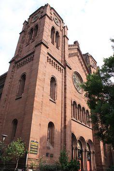 St. George's Church; Stuyvesant Square, Manhattan, New York City, United States of America