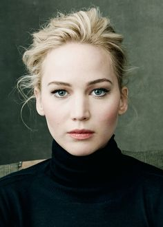 Jennifer Lawrence by Annie Leibovitz