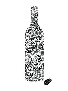 Types Of Wine, Types Of Art, Transférer Des Photos, Wine Poster, Wine Guide, Wine Art, Wine Quotes, Wine Storage, Digital Art