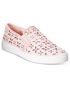 Michael Michael Kors Keaton Slip On Sneakers Luvluv