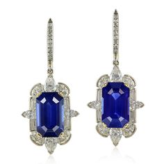 Sapphire has been regarded as a particularly valuable gemstone at all times. According to legends, this royal mineral is has been considered a symbol of hope, faithfulness, purity and chastity. In ancient Rome, rings set with cornflower-blue sapphires were worn only by priests of the Temple of Jupiter. Blue sapphires sparkled even Cleopatra's crown.