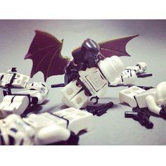 Vampire Vader #Toyphotography #StarWars