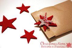 21 giorni a Natale: packaging con bottoni in feltro