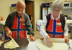 Lefse & lutefisk: holiday fare and food provide early kickoff to ...