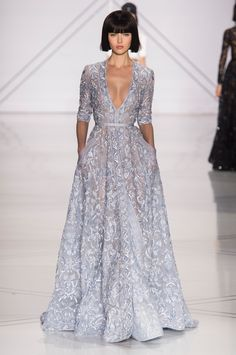 Best Looks - Ralph & Russo Haute Couture Spring 2017 Fashion Week – Vogure Couture Fashion, Runway Fashion, Fashion Show, Luxury Fashion, Paris Fashion, 90s Fashion, Fashion Outfits, Ankara Fashion, Fashion Pics