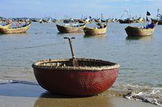 Bootsfahrt Vietnam