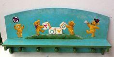 Bears shelf