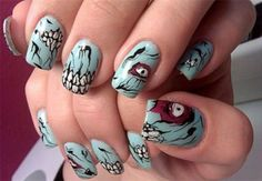 halloween-nails-art--ideas-stickers-trends-2014
