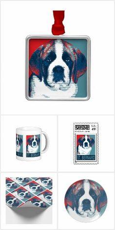 Saint Bernard by Hope Dogs